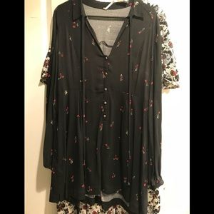 NEVER WORN NWT Free People Cherry Dress
